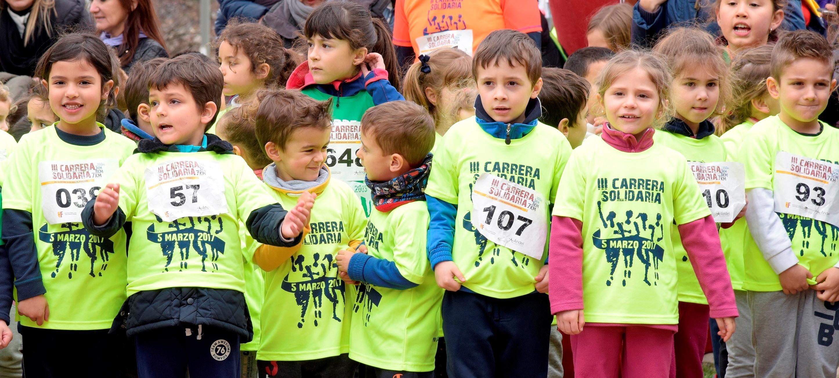 IV Carrera Solidaria por Fundación Aladina