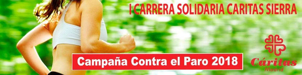 I Carrera Solidaria Cáritas Sierra