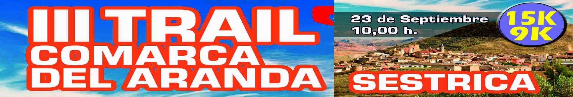 III TRAIL COMARCA DEL ARANDA