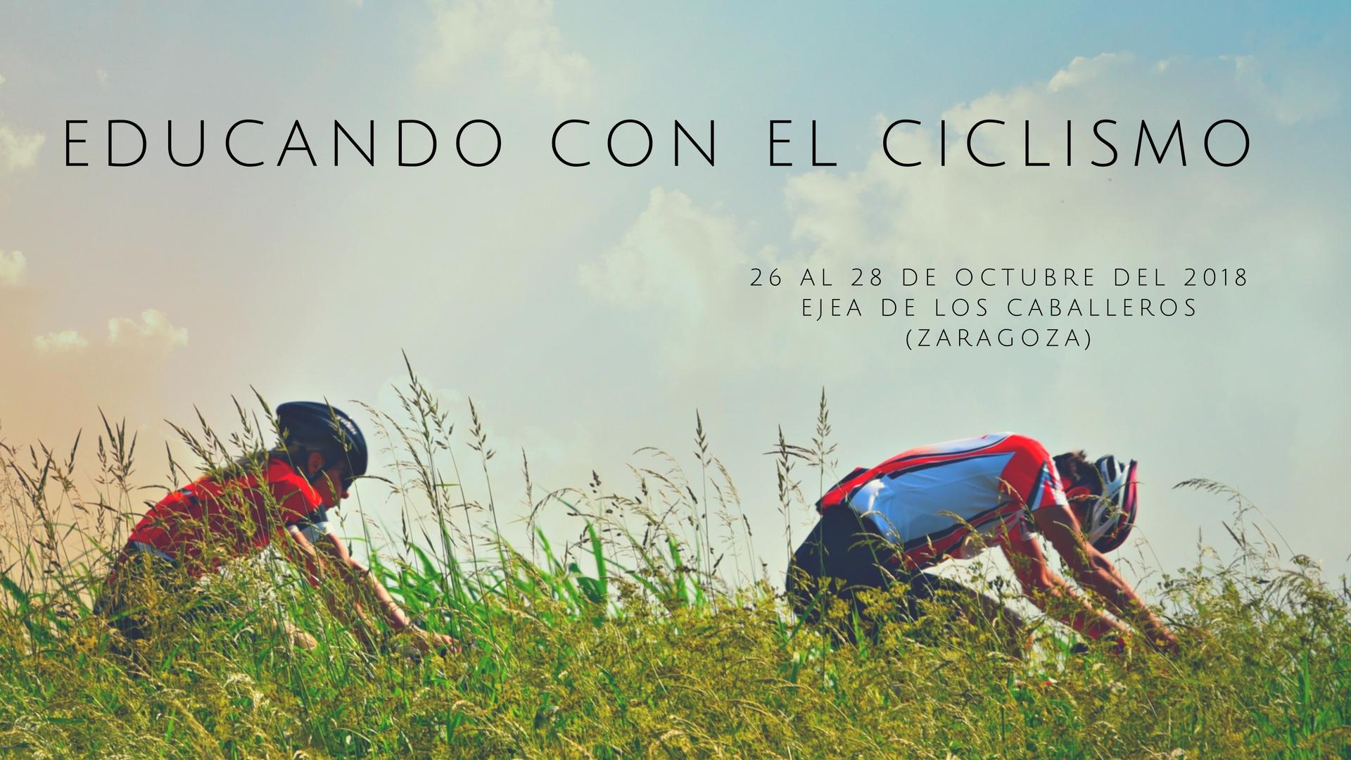 Educando con el Ciclismo 2018