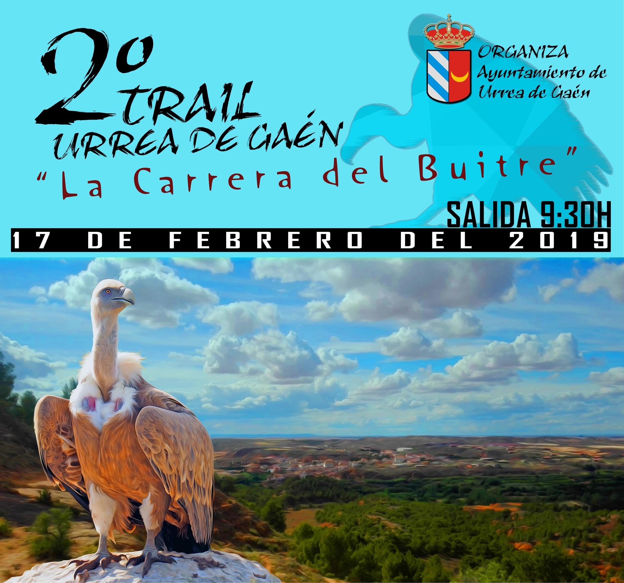 II TRAIL URREA DE GAEN
