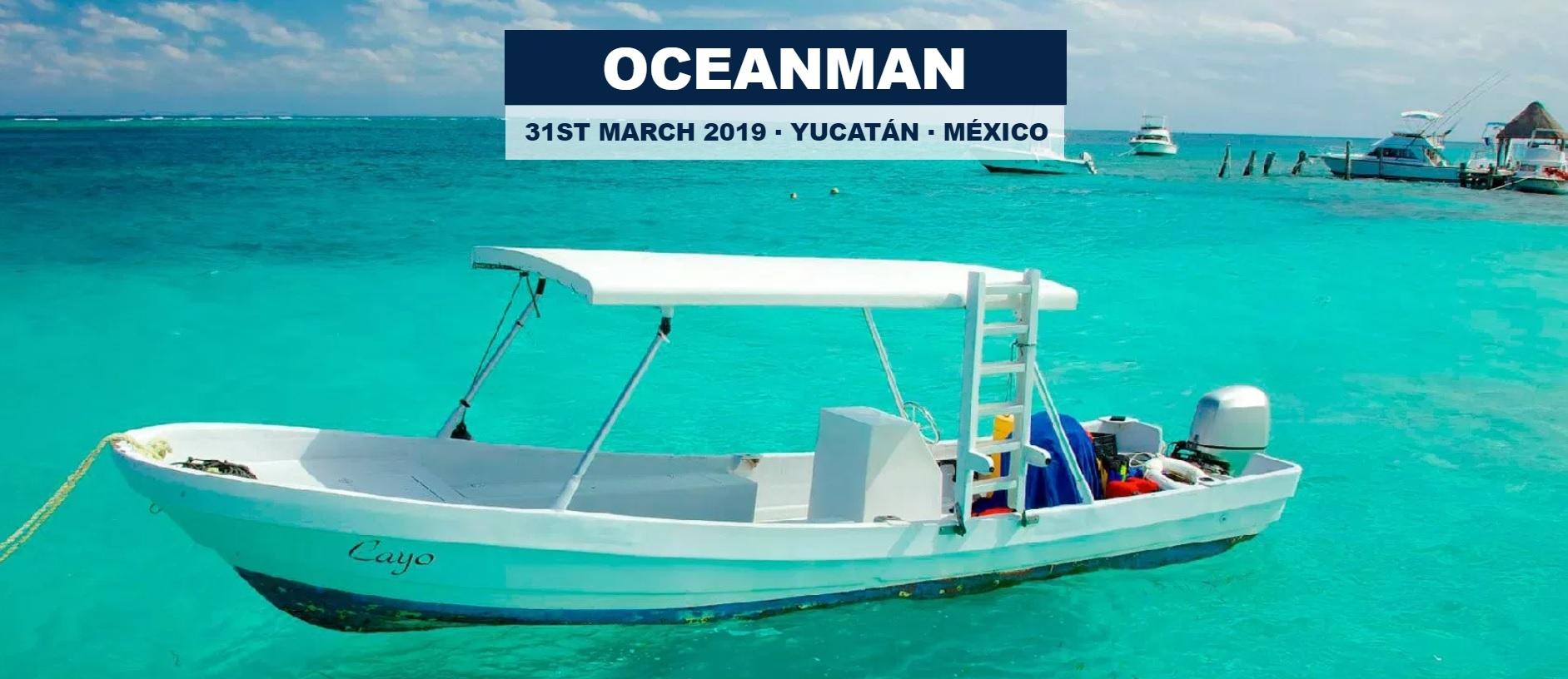 OCEANMAN YUCATÁN - MEXICO 2019