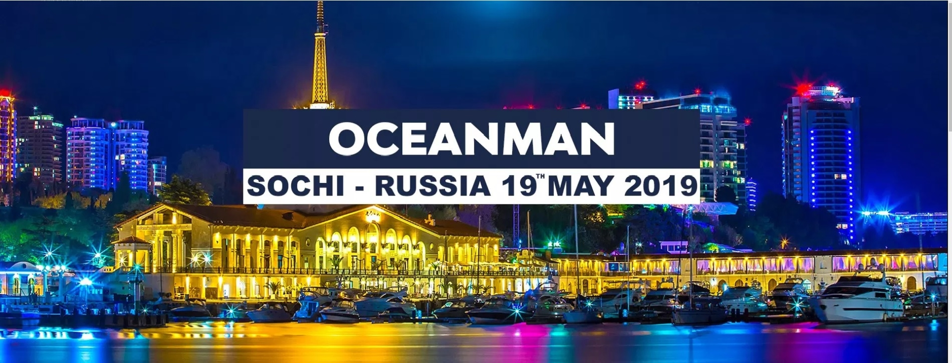 OCEANMAN SOCHI - RUSSIA 2019