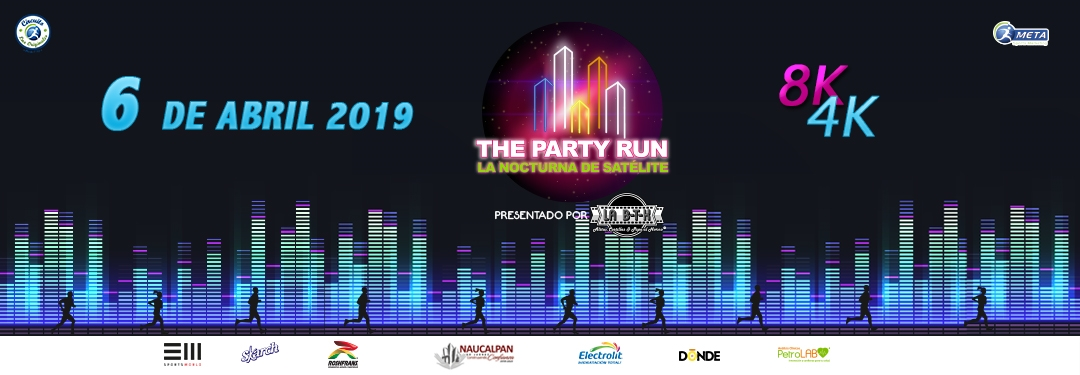 The Party Run 2019