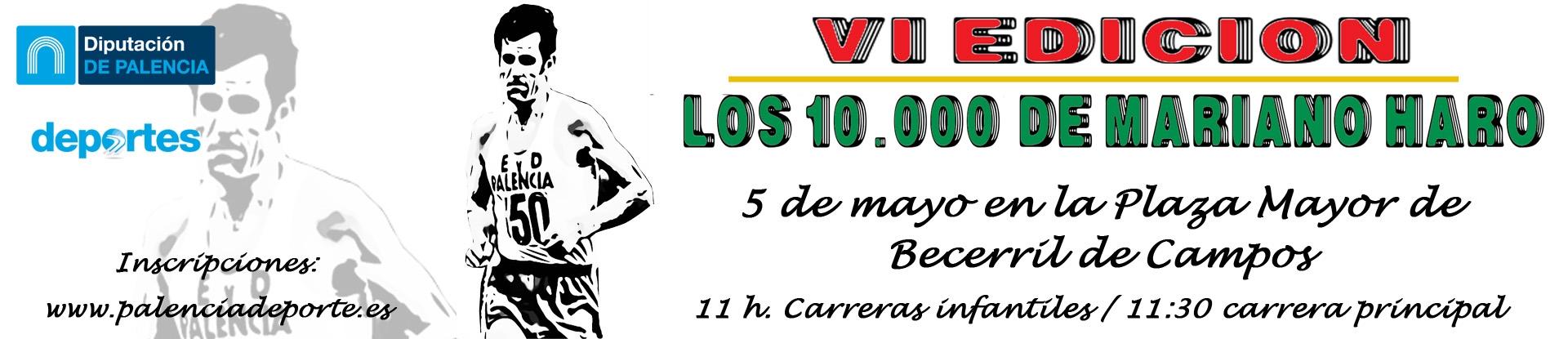 VI Edición los 10.000 De Mariano Haro