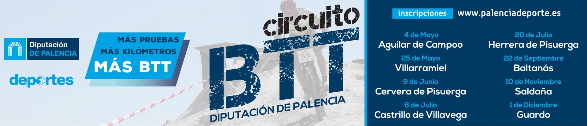 """II Circuito Provincial de BTT """"Diputación de Palencia"""" Aguilar de Campo"""