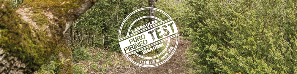PURO PIRINEO TEST 2019