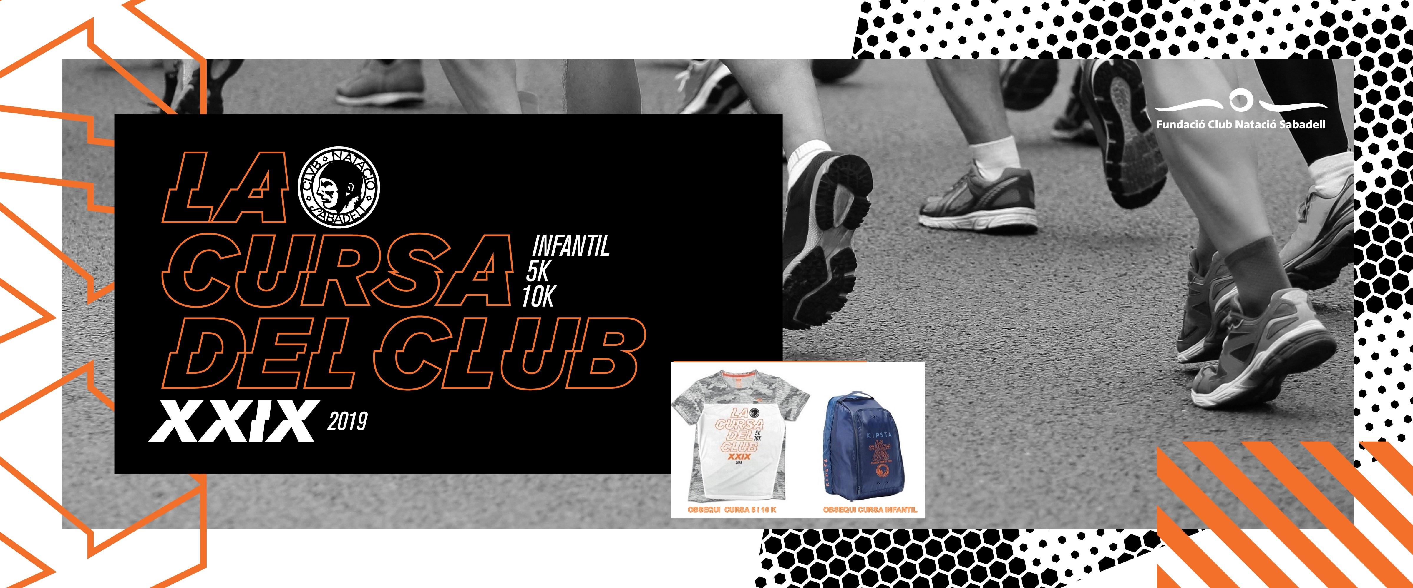 XXIX Cursa Club Natació Sabadell 5km i 10km