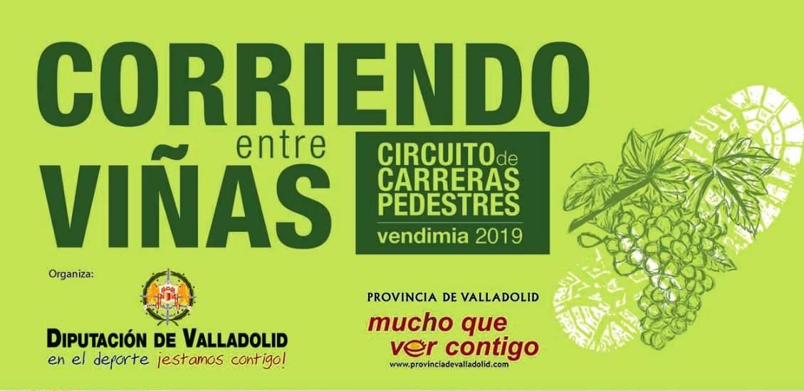 """Circuito Corriendo Entre Viñas 2019 - 1ª Prueba """"RUEDA"""""""