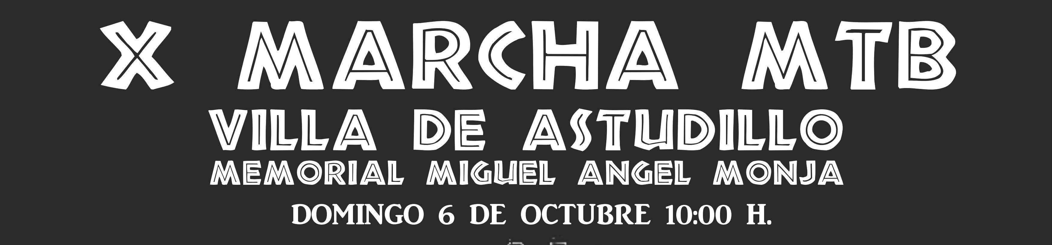 """X Marcha Cicloturista MTB """"Villa de Astudillo"""""""