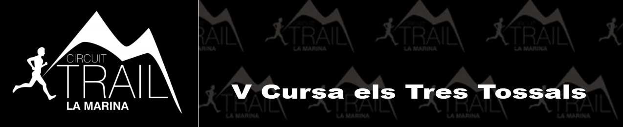 V cursa Tres tossals, CTM, Gata de Gorgos