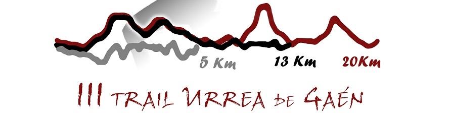 III TRAIL URREA DE GAEN