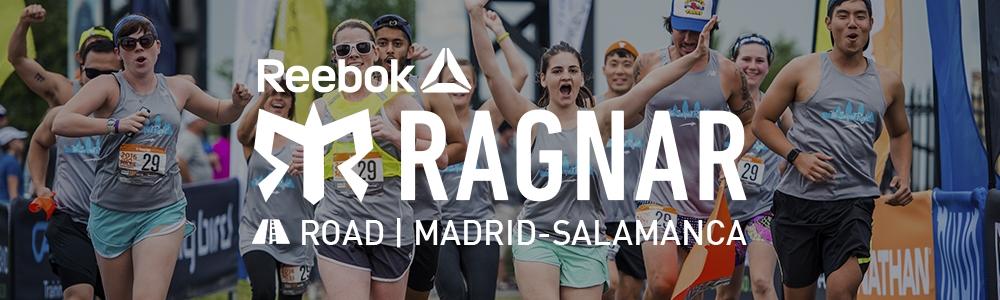 REEBOK RAGNAR ROAD MADRID - SALAMANCA