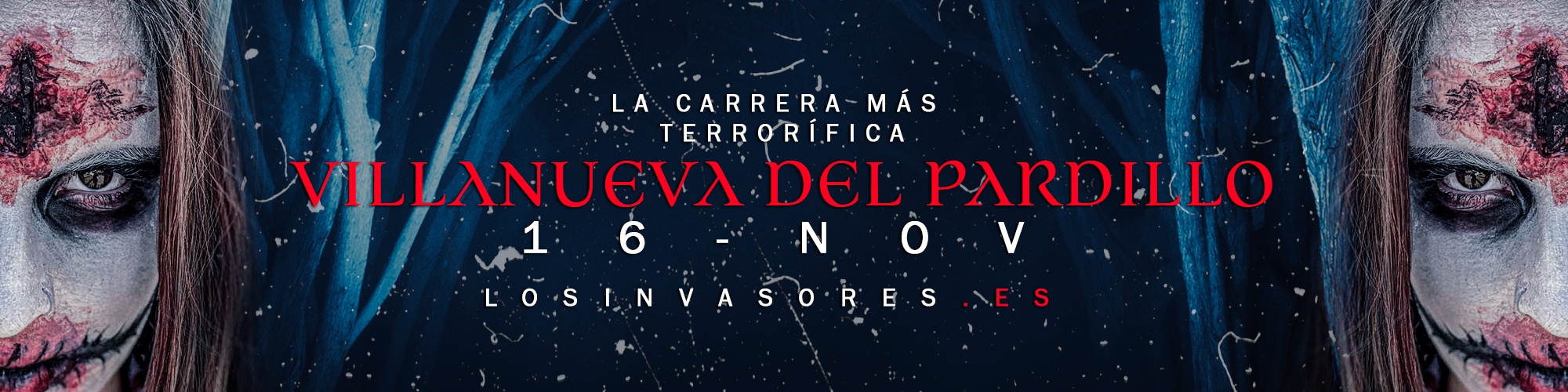 LOS INVASORES en Villanueva del Pardillo 1st Edition 16-11-2019