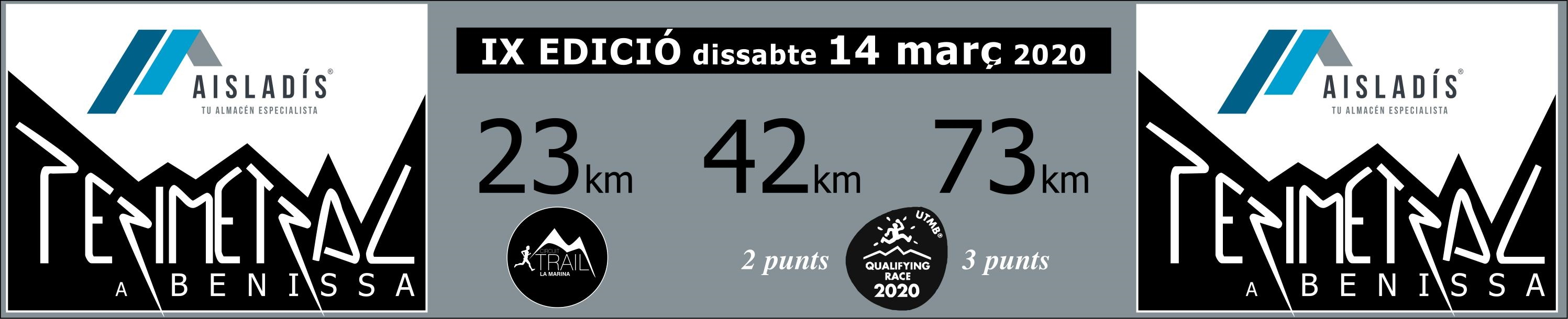 Perimetral a Benissa 2020