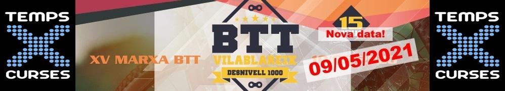 Marxa BTT Vilablareix – Desnivell 1000