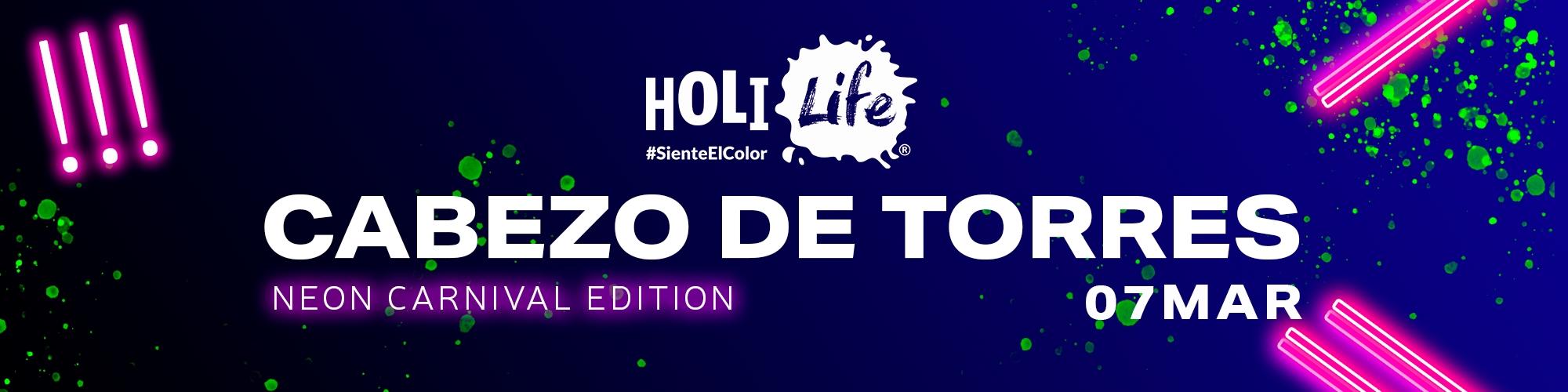 Holi Life Murcia 6th Edition 07-03-2020