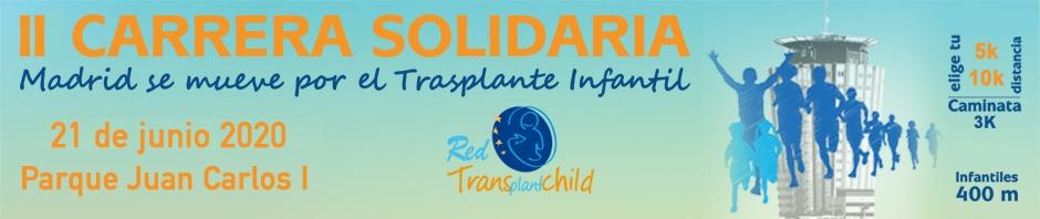II Carrera Solidaria: Madrid se mueve por el trasplante infantil