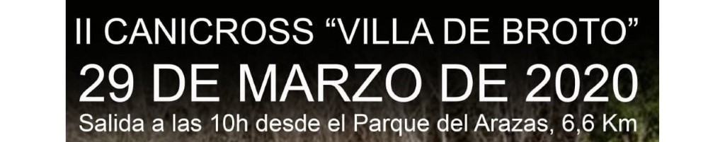 II CANICROSS VILLA DE BROTO-2