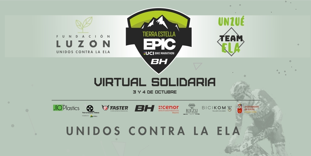 Tierra Estella Epic Virtual Solidaria 2020