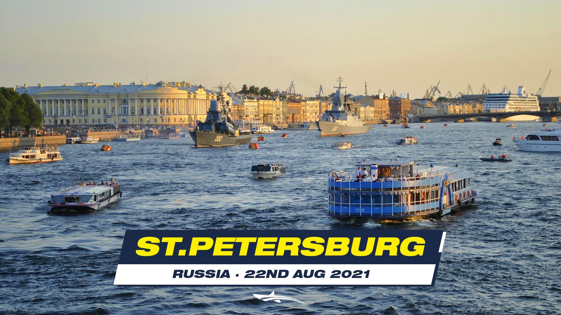 OCEANMAN ST. PETERSBURG - RUSSIA 2021