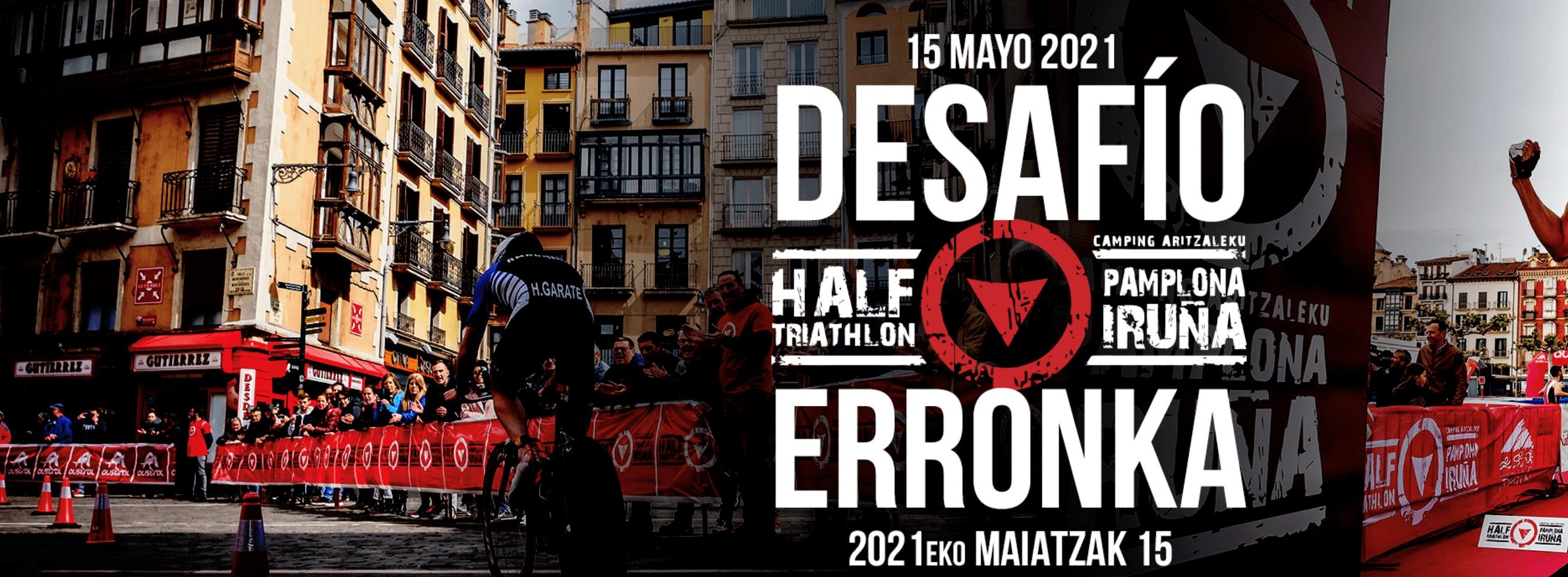 VI Half Triathlon Pamplona-Iruña 2021