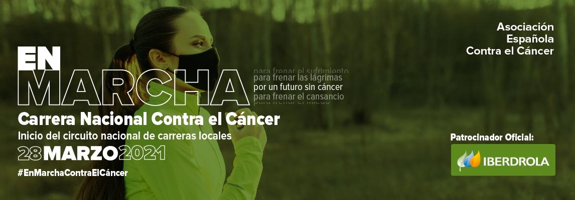 En Marcha por un futuro sin cáncer 2021