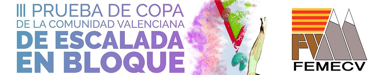 3 Prova Copa Escalada en Bloc, Nules, FEMECV 2021