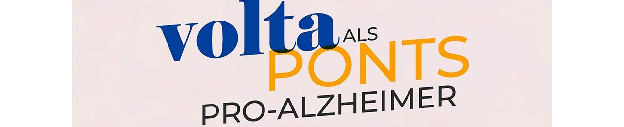 VOLTA ALS PONTS D'ALCOI, PRO – ALZHEIMER