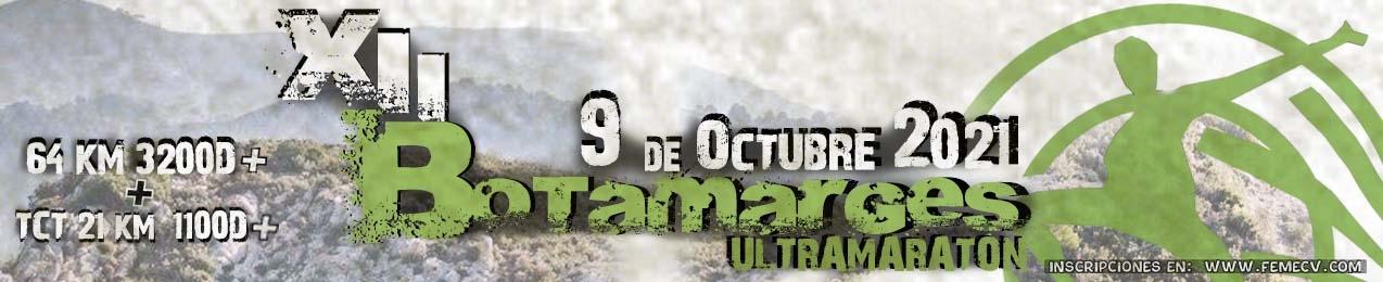 BOTAMARGES & TRENCACLOSQUES 2021, CAMPEONATO AUTONÓMICO DE LARGO RECORRIDO, FEMECV