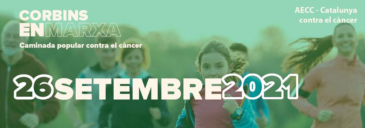 Corbins en Marxa: II Caminada popular contra el càncer