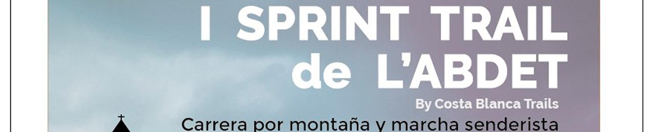 I sprint Trail de L