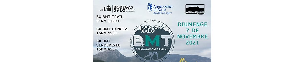 Bèrnia Moscatell Trail, Circuit Trail Marina 2022-2
