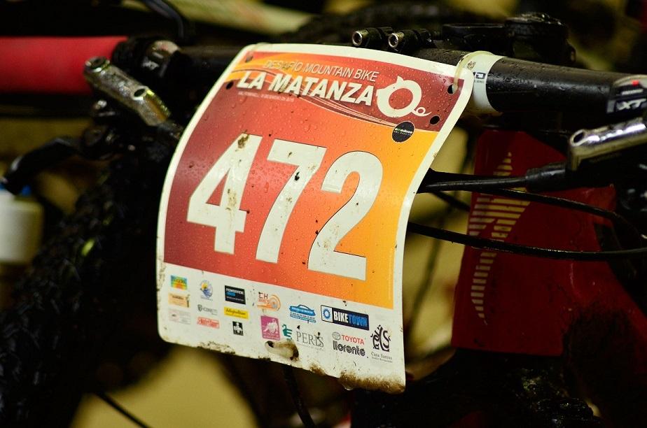 LA MATANZA 2016. Desafío MTB. 4ª edición