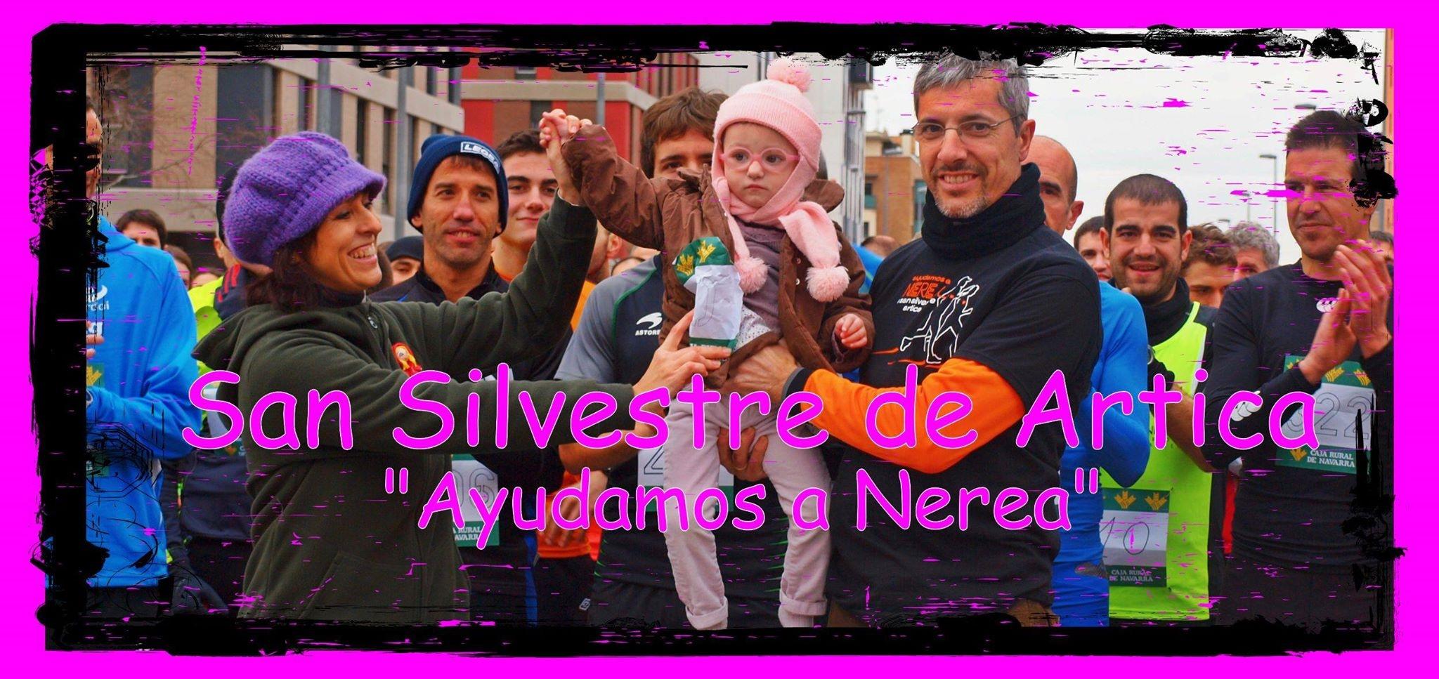 "III San Silvestre de Artica ""Ayudamos a Nerea"""