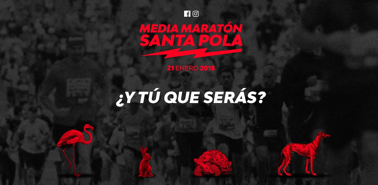 Media Maraton Santa Pola