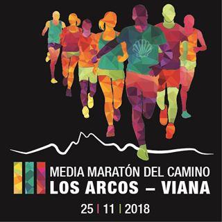 """III MEDIA MARATON DEL CAMINO """"LOS ARCOS - VIANA"""""""