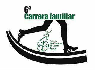6ª CARRERA FAMILIAR DEL COLEGIO NUESTRA SEÑORA DE LORETO