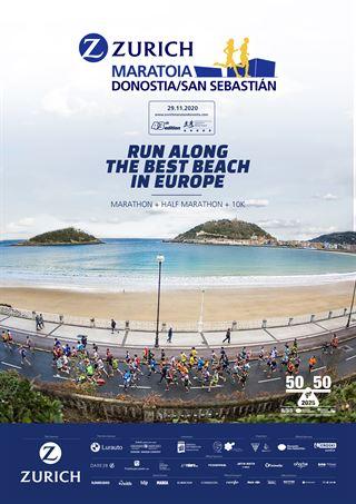 Zurich Maraton Donostia/San Sebastián 2020