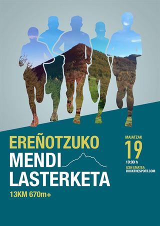 EREÑOTZUKO MENDI LASTERKETA 2019 (13km)