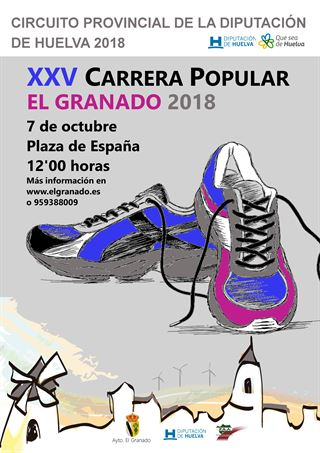 XXV CARRERA POPULAR EL GRANADO