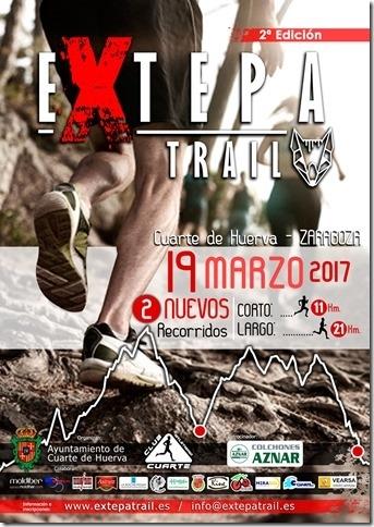 RockTheSport | II EXTEPA TRAIL 2017 | 2017 | CUARTE DE HUERVA Zaragoza