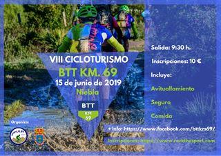 VIII CICLOTURISMO BTT KM 69
