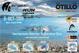 Epic Landus Swimrun - Short