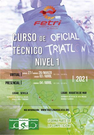CURSO DE OFICIAL TÉCNICO NIVEL 1