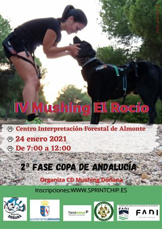 IV Mushing El Rocío