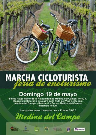 "Marcha Cicloturistica BTT ""Feria de Enoturismo"""