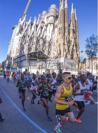 Zurich Marató Barcelona 2020