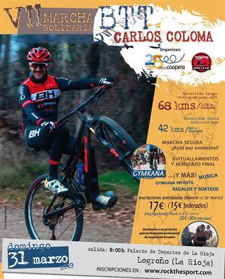 VII Marcha BTT Carlos Coloma con Coopera
