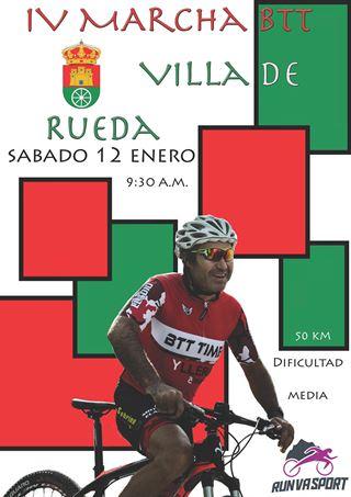 IV Marcha BTT Villa de Rueda